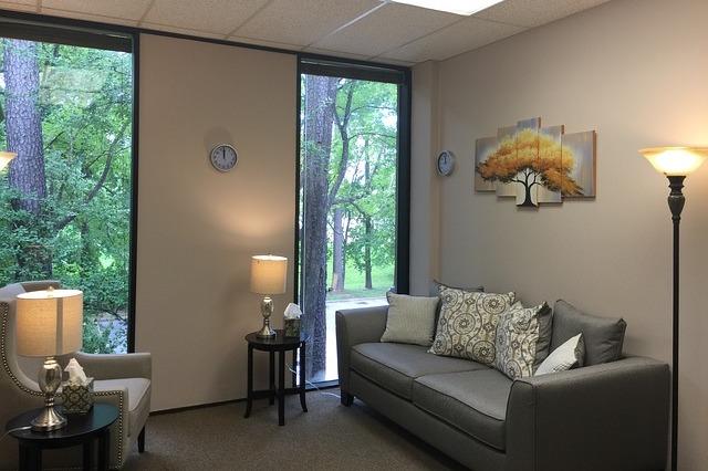 Therapist's office